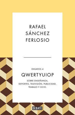 QWERTYUIOP - ENSAYOS 4