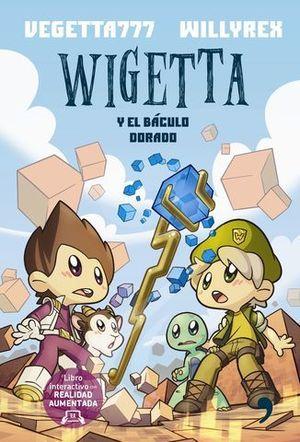 WIGETTA Y BACULO DORADO