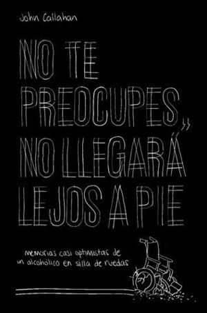 NO TE PREOCUPES NO LLEGARE LEJOS A PIE