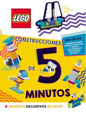 LEGO HARRY POTTER.  CONSTRUCCIONES DE 5 MINUTOS