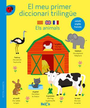 DICCIONARI TRILINGUE-ELS ANIMALS