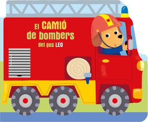EL CAMIO DE BOMBERS DEL GOS LEO