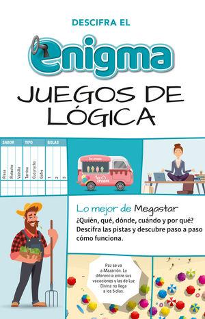 LOGICA DESCIFRA EL ENIGMA