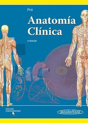 ANATOMIA CLINICA 2ª ED. 2014